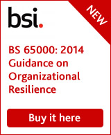 Guidance on Organizational Resilience