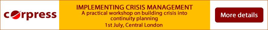 Corpress Crisis Course