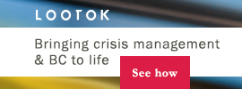 Lootok: business continuity and crisis management consulting