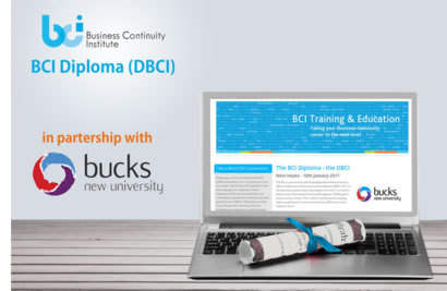 Higher education: The BCI Diploma