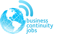 Business continuity jobs
