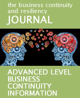The Business Continuity and Resiliency Journal