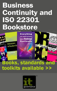 Business Continuity books
